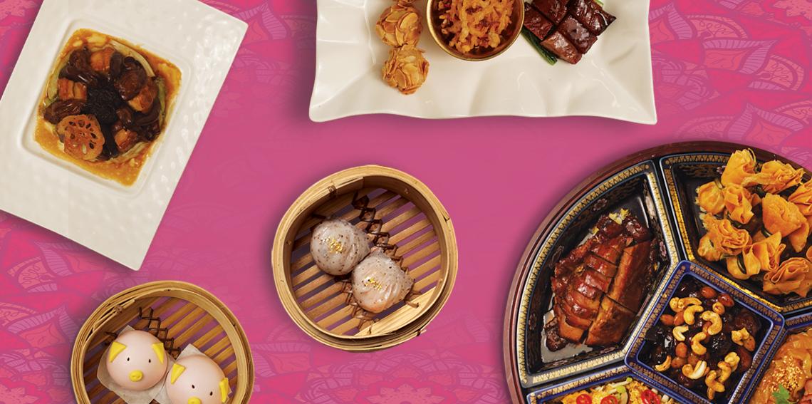 โคคาเตรียมมอบเมนูพิเศษ ในเทศกาลตรุษจีนนี้