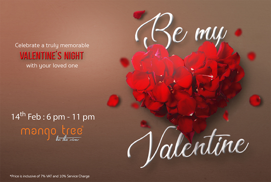 Be My Valentine Event